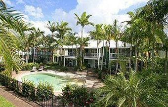 Hotel Coral Beach Noosa Resort