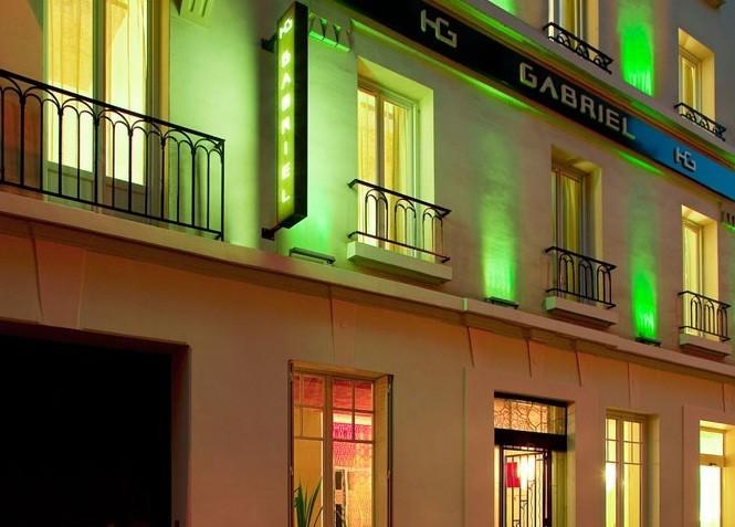 hotel gabriel paris marais paris paris ile de france. Black Bedroom Furniture Sets. Home Design Ideas