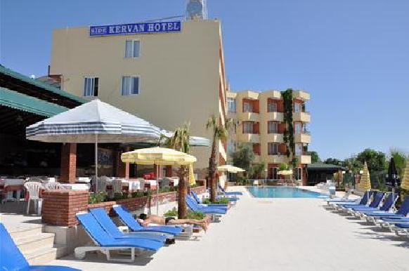 Hotel Kervan Side