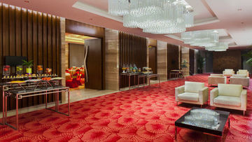 Hotel Holiday Inn Chengdu Xindu