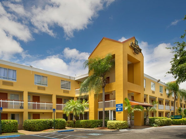 Hotel Quality Inn Miami Airport