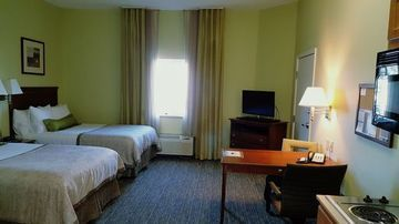 Hotel Candlewood Suites Oklahoma City-moore