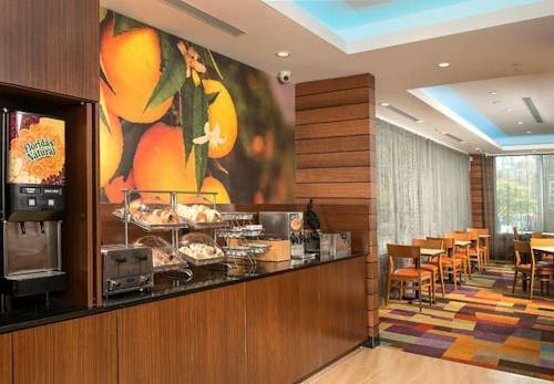 Hotel Fairfield Inn & Suites By Marriott New York Manhattan/downtown East