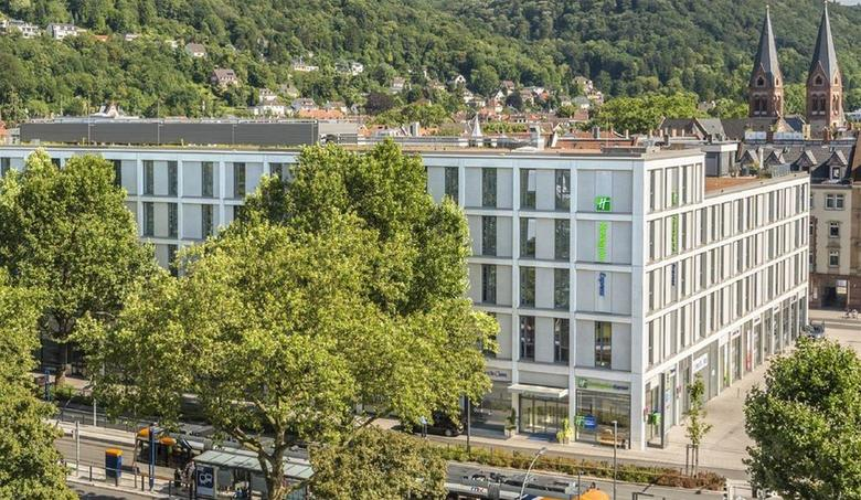 Hotel Holiday Inn Express Heidelberg - City Centre