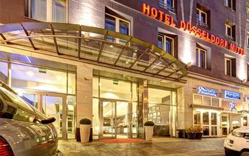Hotel Mitte (room Only)