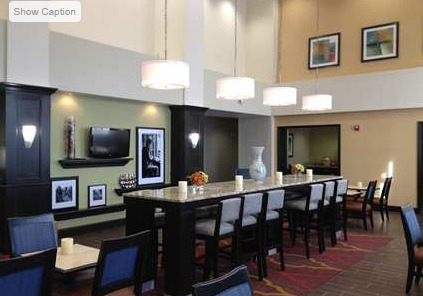 Hotel Hampton Inn And Suites Effingham