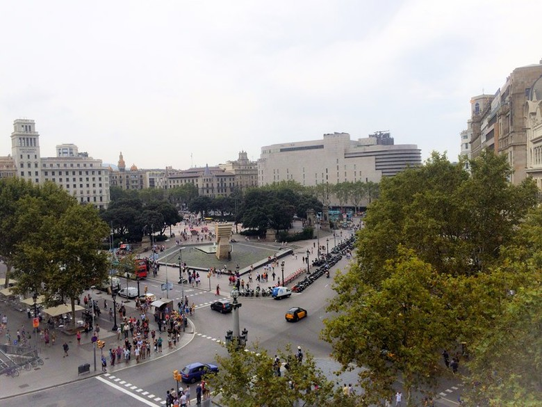 Pension Barcelona City Ramblas