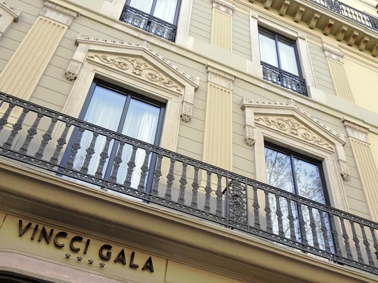 Hotel vincci gala barcelona - Hoteles vincci barcelona ...