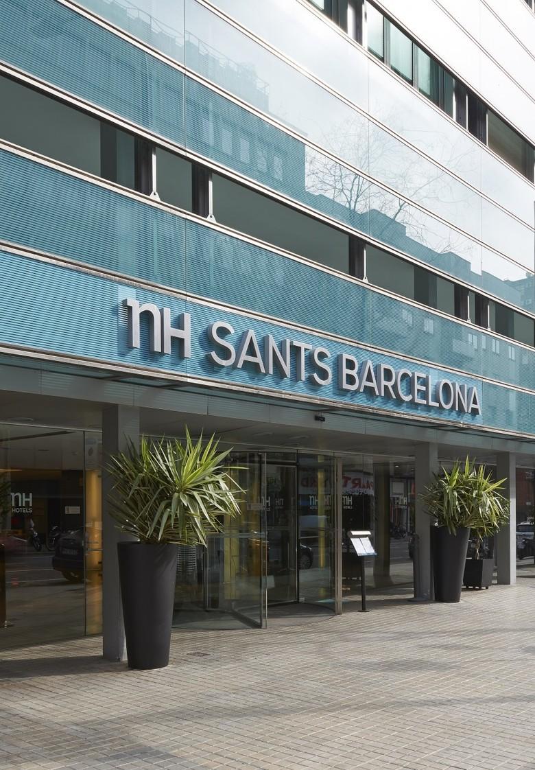 Hotel nh sants barcelona barcelona for Ave hotel barcelona madrid