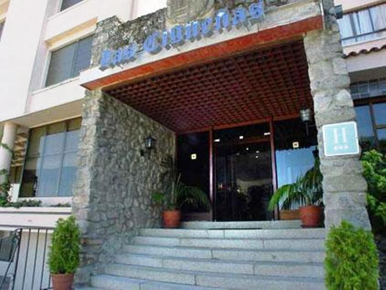 Hotel Las Cigue�as (only Atlas)