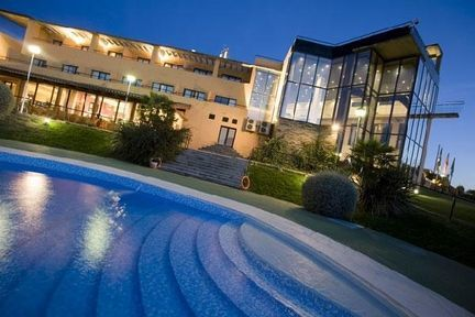 Hotel Bluecity Caceres Golf