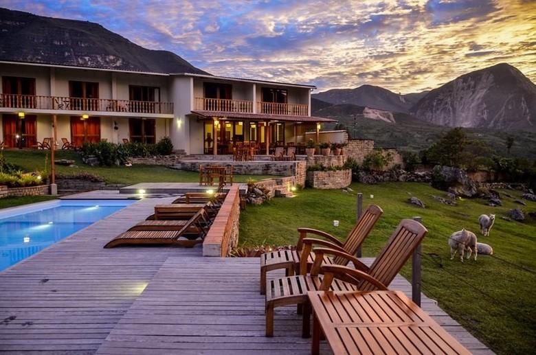 Hostal Gocta Andes Lodge Chachapoyas Amazonas Atrapalo Com