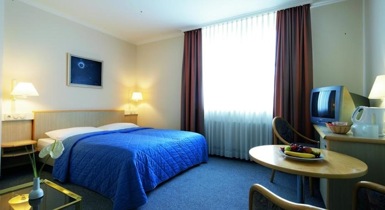 Hotel Intercity Frankfurt