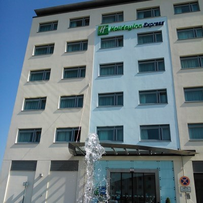 Hotel Holiday Inn Express München-messe