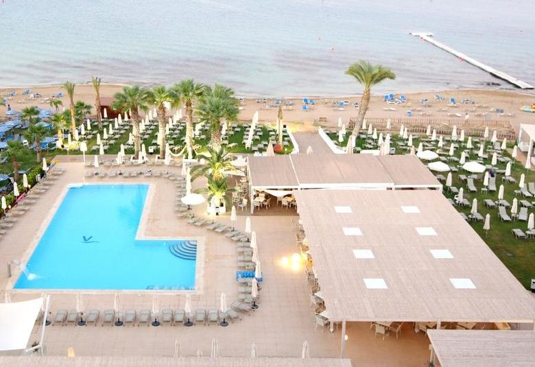 Hotel Vrissiana Beach(.)