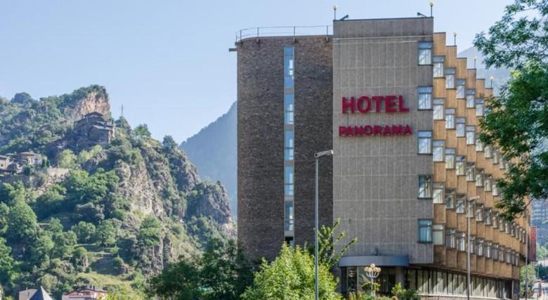 Hotel panorama les escaldes andorra for Hotel panorama