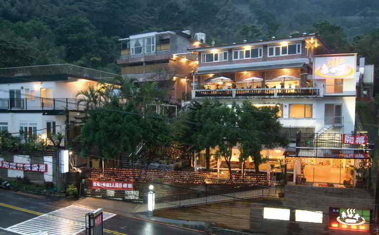 Hotel Hotspring World Wulai