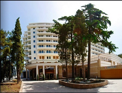 Hotel Radisson Resort & Spa Alushta