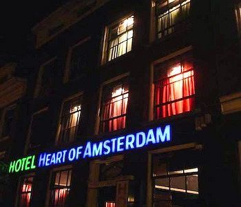 Hotel Heart Of Amsterdam