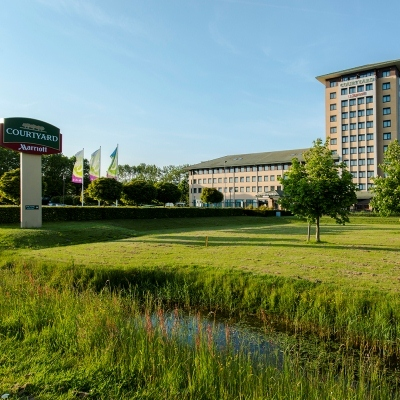 Hotel Courtyard By Marriott Amsterdam Airport