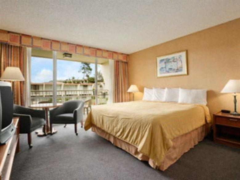 Hotel Monterey Bay Travelodge