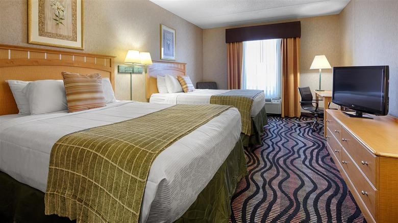 Hotel Best Western Plus Downtown Jamestown