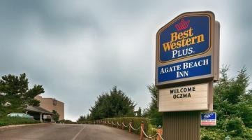 Hotel Best Western Plus Agate Beach Inn
