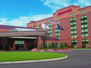 Hotel Chicago Marriott Northwest