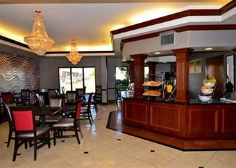 Hotel Comfort Suites (southaven)