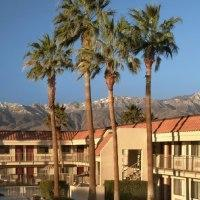 Hotel Red Roof Inn Palm Springs-thousand Palms