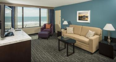 Hotel Hilton Cocoa Beach Oceanfront