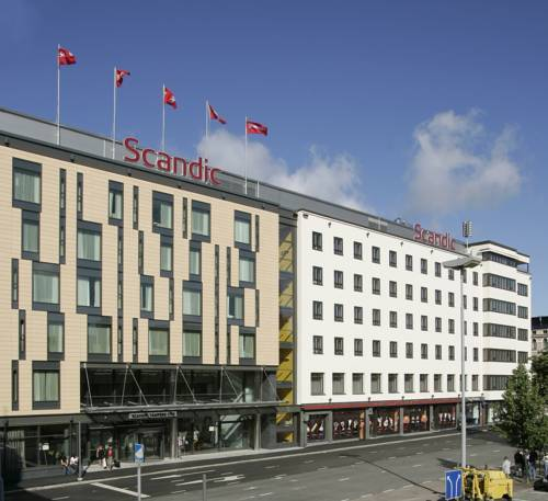 Hotel Scandic Tampere City
