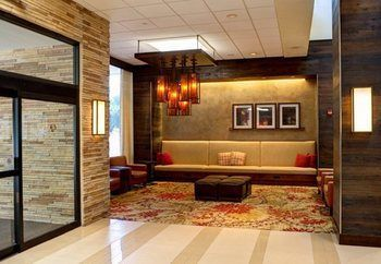 Hotel Houston Marriott North At Greenspoint