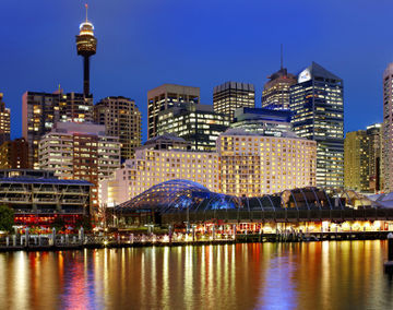 Hotel Four Points By Sheraton Darling Harbour