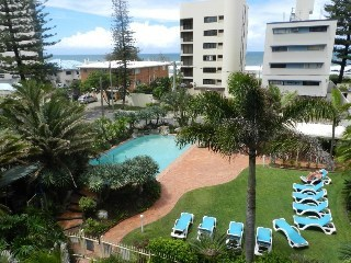 Hotel Surfers Beachside Holiday Apartments