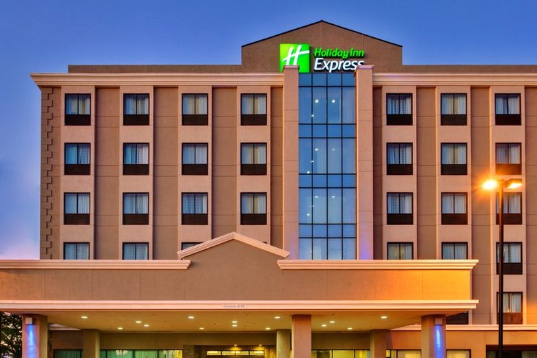 Hotel Holiday Inn Express-lax