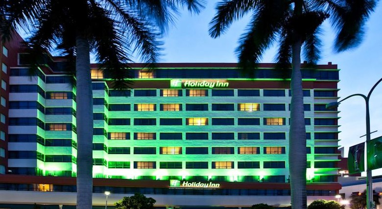 Hotel Holiday Inn Port Of Miami - Downtown