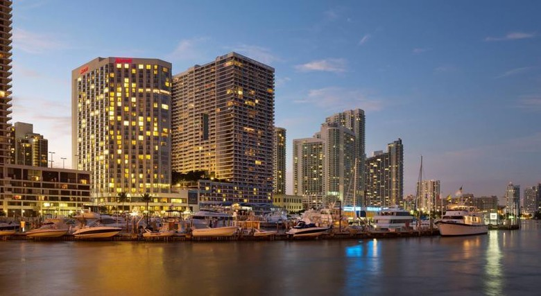 Hotel Miami Marriott Biscayne Bay