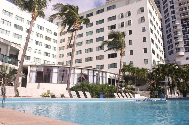 hotel casablanca on the ocean miami beach florida fl. Black Bedroom Furniture Sets. Home Design Ideas