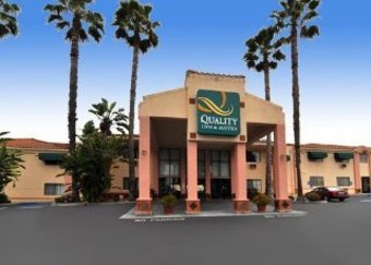 Hotel Quality Inn & Suites Walnut