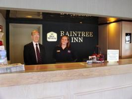Hotel Best Western Raintree Inn