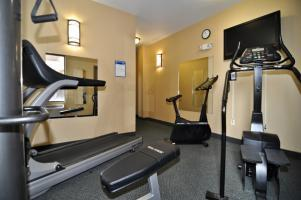Hotel Best Western Newark Airport West