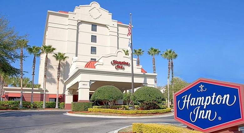 Hotel Hampton Inn Orlando International Drive / Convention Center