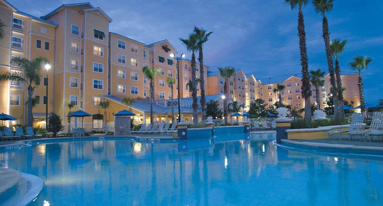 Hotel Residence Inn Orlando At Seaworld