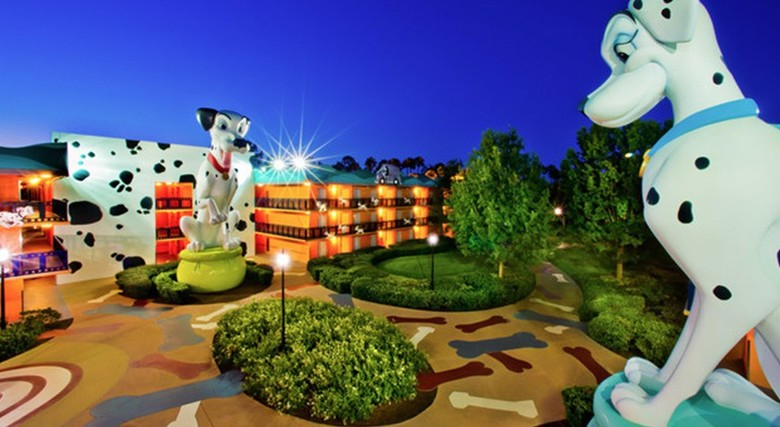 Hotel Disney's All Star Movies Resort