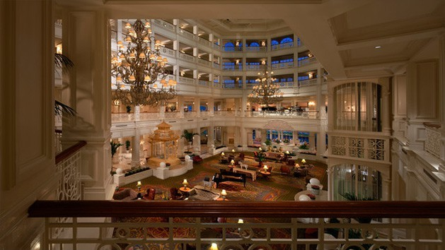 Hotel Disney's Grand Floridian Resort & Spa