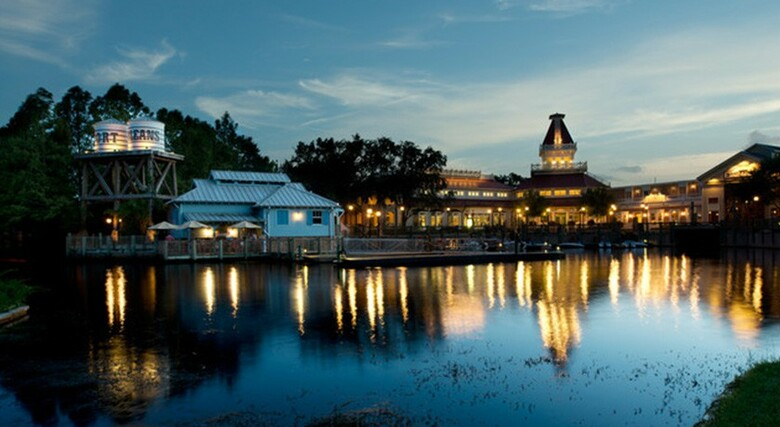 Hotel Disney's Port Orleans Resort - Riverside