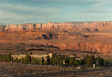 Hotel Courtyard By Marriott At Lake Powell - Page