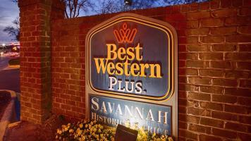 Hotel Best Western Plus Savannah Historic District