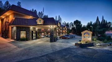 Hotel Best Western Yosemite Way Station